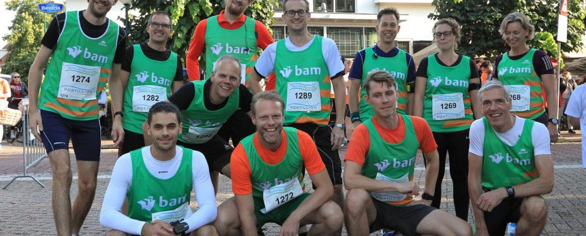 6 km BAM teamloop